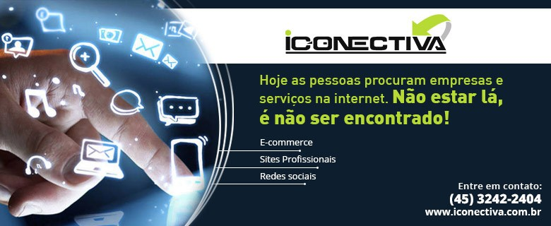 iConectiva Sites e E-commerce